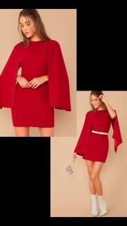 https://fr.shein.com/Solid-Cloak-Sleeve-Bodycon-Dress-Without-Belt-p-809172-cat-1727.html?scici=navbar_2~~tab01navbar05menu01~~5_1~~real_1727~~~~0~~0